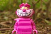 Cheshirecat | LEGO Disney Minifigures