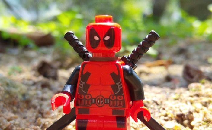 Deadpool | LEGO Minifigures