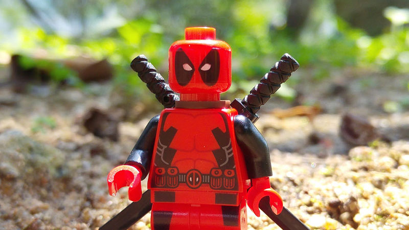 Deadpool | LEGO Minifigures
