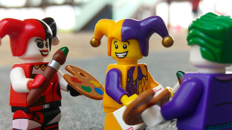 Jester – LEGO Minifigures