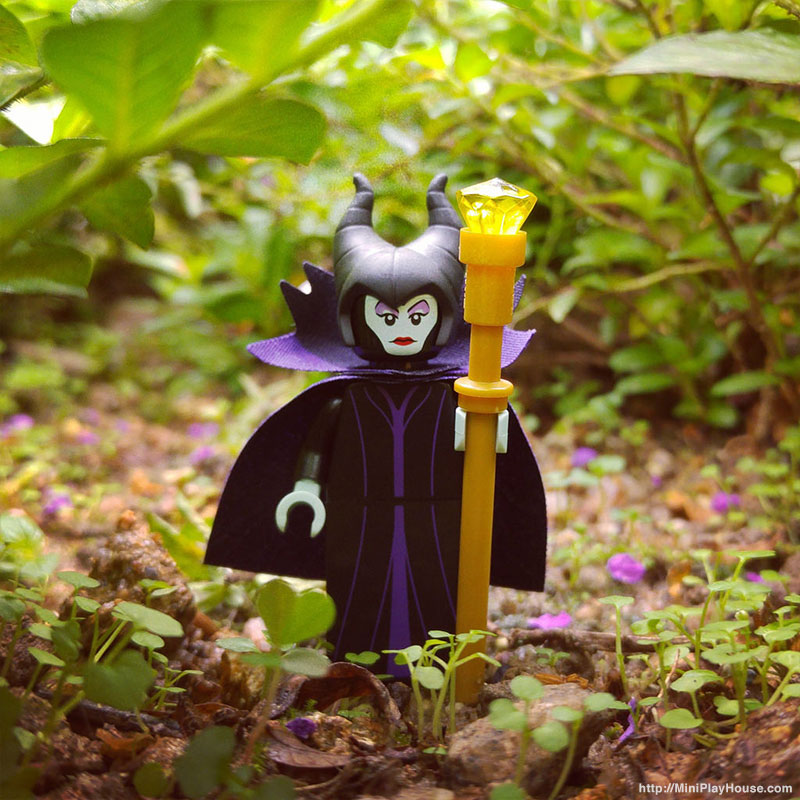 Lego Maleficent Minifigure Maleficent | LE...