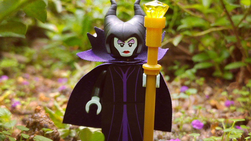 Maleficent | LEGO Disney Minifigures