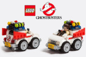 MOC – LEGO Mini Ghostbusters
