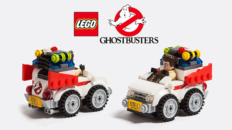 MOC – LEGO Mini Ghostbusters