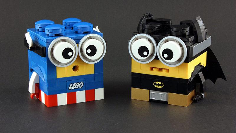 MOC – LEGO Minions