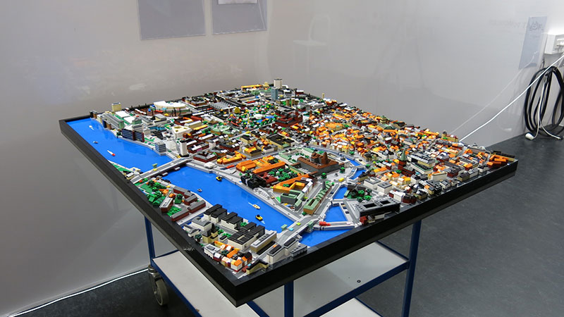 MOC – LEGO City of Copenhagen, Denmark – MiniPlayHouse.com