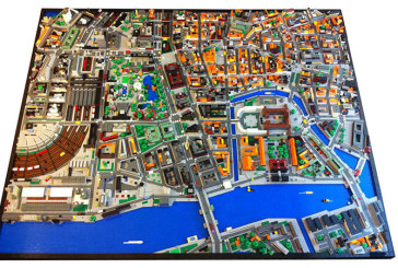 MOC – LEGO City of Copenhagen, Denmark