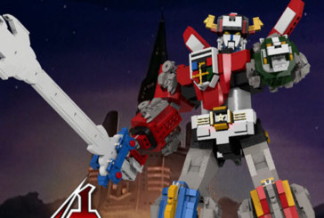 MOC – LEGO Voltron – Defender Of The Universe
