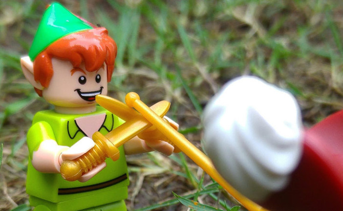 Peter Pan | LEGO Minifigures