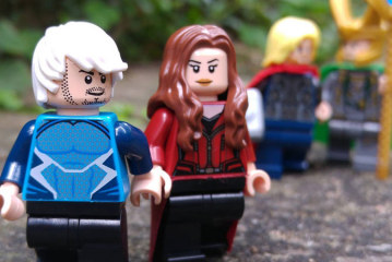 Quicksilver   LEGO Minifigures