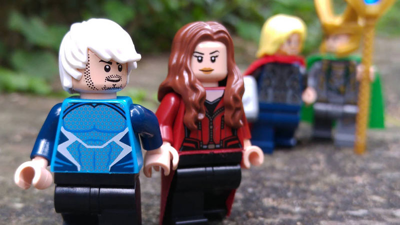 Quicksilver | LEGO Minifigures