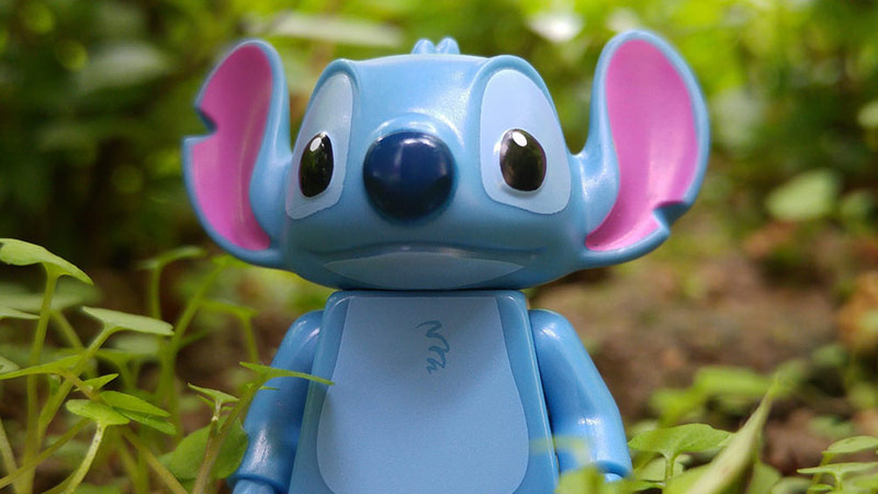 Stitch | LEGO Disney Minifigures