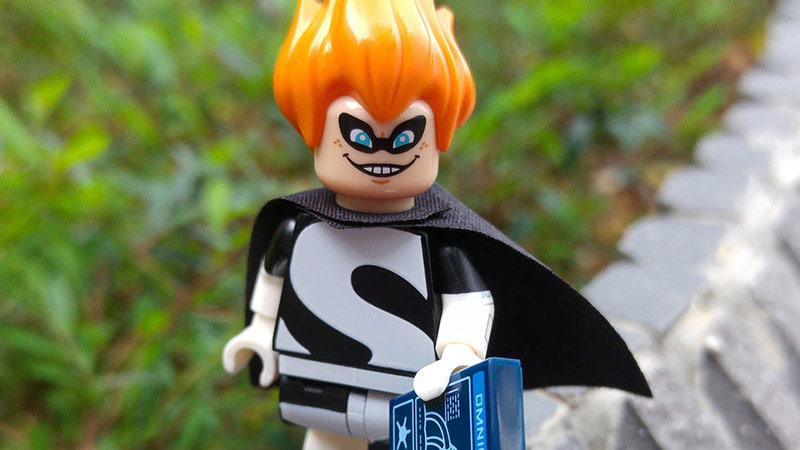 Syndrome | LEGO Minifigures