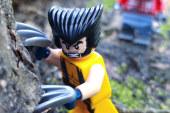 Wolverine   LEGO Minifigures