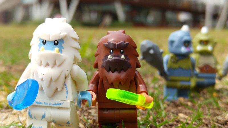 Yeti – LEGO Minifigures