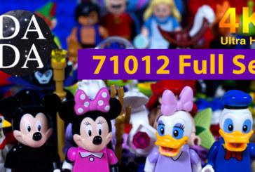 LEGO 71012 Disney Minifigures Fashion Show