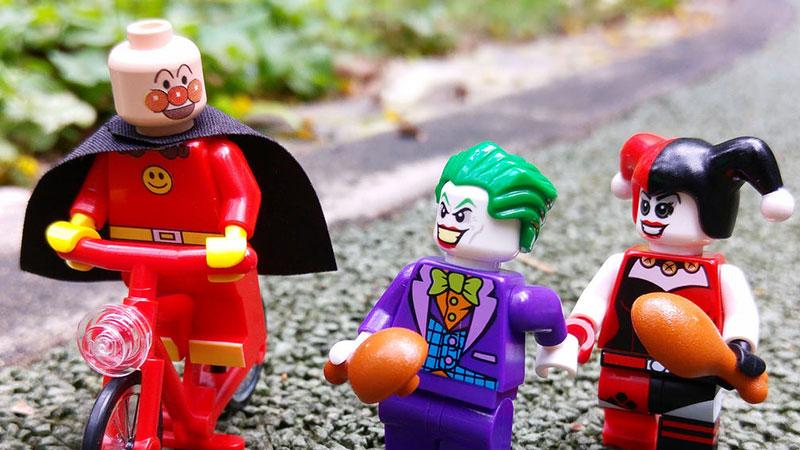 Anpanman | LEGO Minifigures