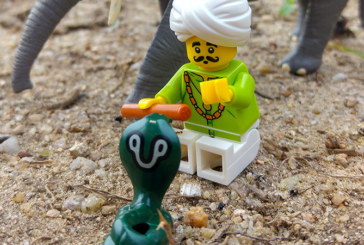 Snake Charmer | LEGO Minifigures