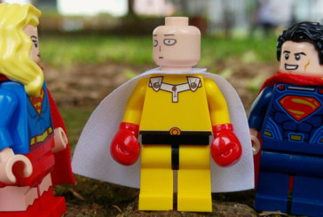 One punch man | LEGO Minifigures