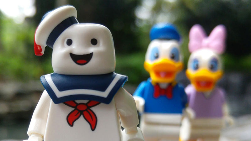 Ghostbusters Stay Puft | LEGO Minifigures