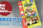 Tomica TT-09 Ramen Truck | Takara Tomy