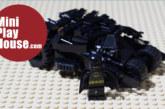 MOC LEGO Batman Tumbler (Unbox & Speedbuild)