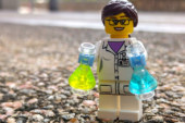 Scientist | LEGO Minifigures