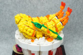 MOC LEGO food collection