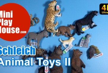 Unbox Schleich 12 Animal Toys