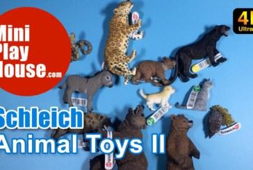 Unbox Schleich 12 Animal Toys