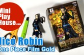 Nico Robin, One Piece Film Gold Volume 2, Figure Unboxing