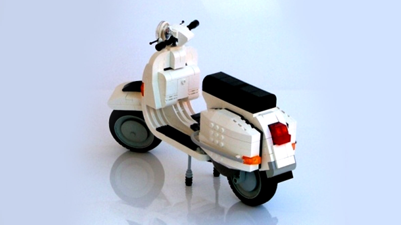 MOC Scooter
