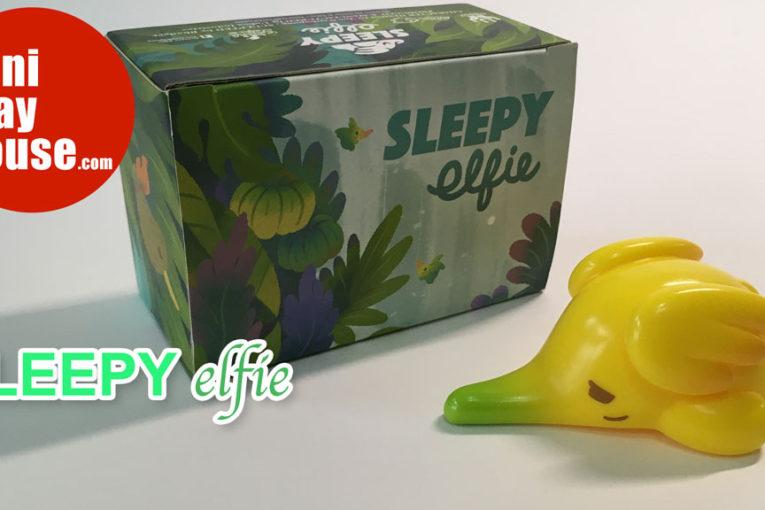Sleepy elfie unbox